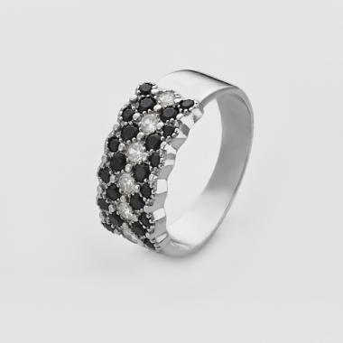 Срібна каблучка (3785)
