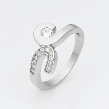 Срібна каблучка (3786)