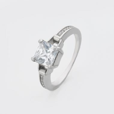 Серебряное кольцо (3799)