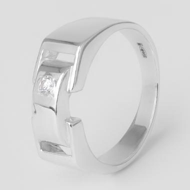 Серебряное кольцо (4100)