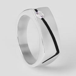 Срібна каблучка (4101)