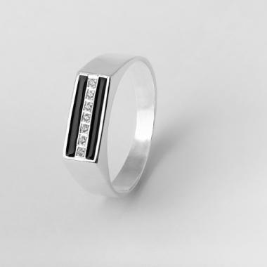 Серебряное кольцо (4102)