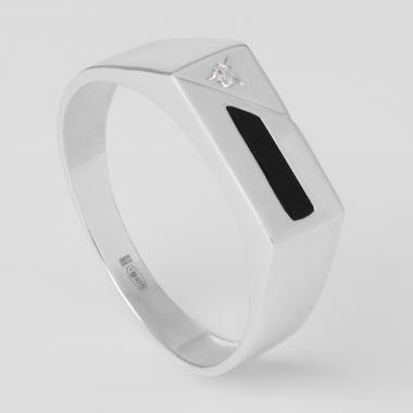 Срібна каблучка (4103)