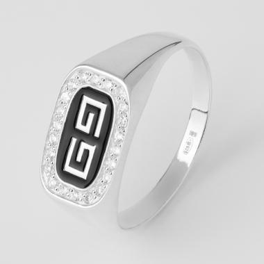 Срібна каблучка (4105)