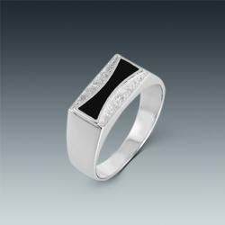 Срібна каблучка (4106)