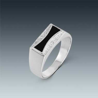 Серебряное кольцо (4106)