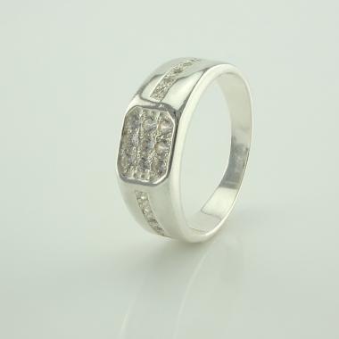 Серебряное кольцо (4110)