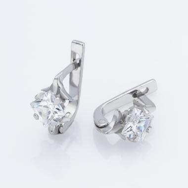 Срібні сережки (4500)