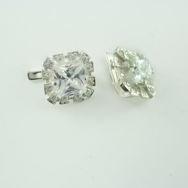 Срібні сережки (4522)