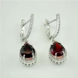 Сережки (4661гр) зі срібла