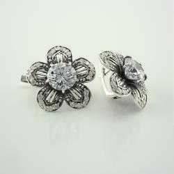 Срібні сережки (4672)