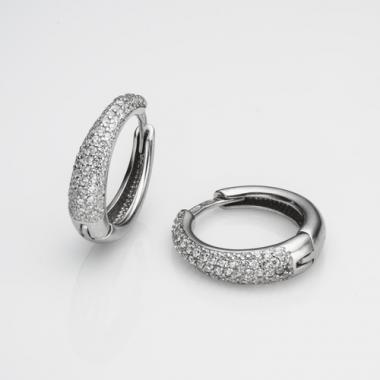 Срібні сережки (4712)