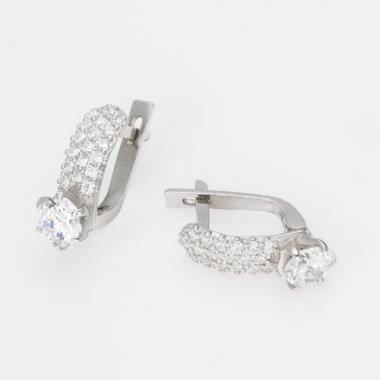 Срібні сережки (4720)