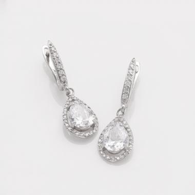 Срібні сережки (4738)