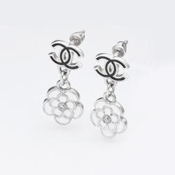 Сережки CHANEL (4776) зі срібла