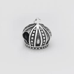 Шарм (бусина) в стиле PANDORA Корона 7127
