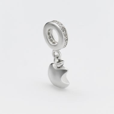 Шарм (бусина) в стиле PANDORA яблоко 7144