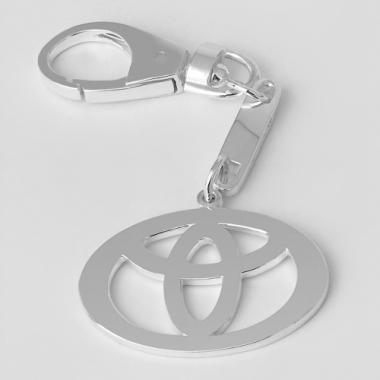 Срібний брелок TOYOTA (Тойота) (9005)