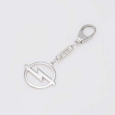 Срібний брелок Opel (Опель) (9007.1)
