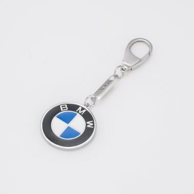 Срібний брелок BMW (БМВ) (9013.1)