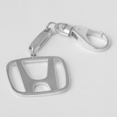 Срібний брелок Honda (Хонда) (9018)
